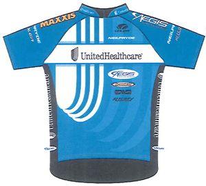 UnitedHealthcare Pro Cycling Team 2013 shirt