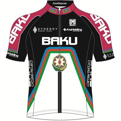 Synergy Baku Cycling Project 2013 shirt