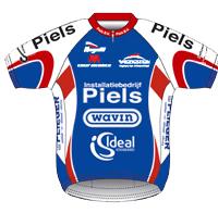 Cyclingteam Jo Piels 2013 shirt