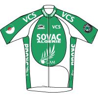Velo Club Sovac 2013 shirt