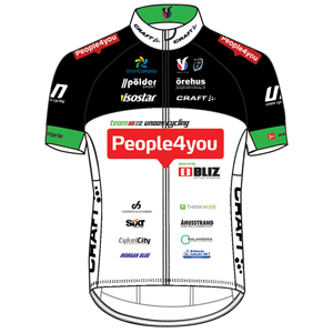 Team People4you - Unaas Cycling 2013 shirt