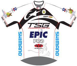 Terengganu Cycling Team 2013 shirt