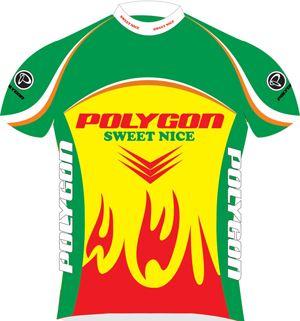 Polygon Sweet Nice 2013 shirt