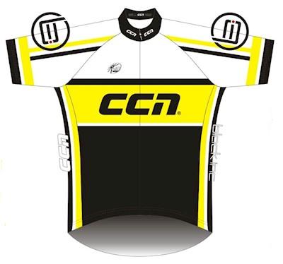 CCN Cycling Team 2013 shirt