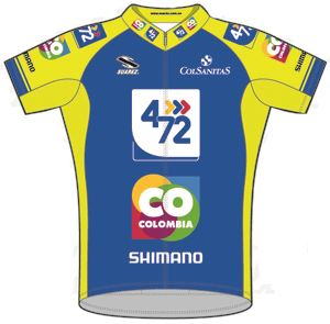 4-72 - Colombia 2013 shirt