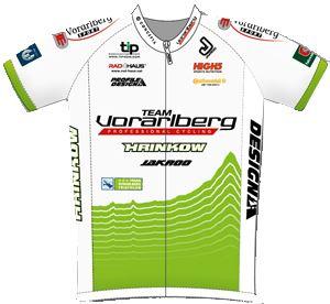 Team Vorarlberg 2013 shirt