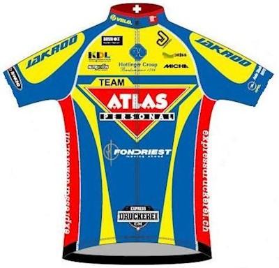 Atlas Personal - Jakroo 2013 shirt