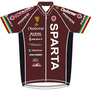 AC Sparta Praha 2013 shirt
