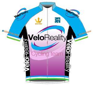 Team Velo Reality 2013 shirt
