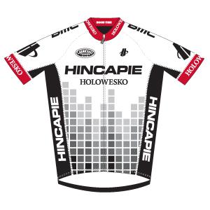 Hincapie Sportswear Development Team 2013 shirt