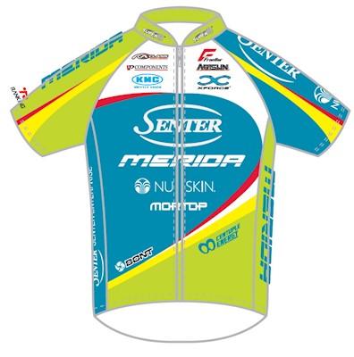 Team Senter - Merida 2013 shirt