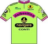 Italbonifica - Navigare 1990 shirt