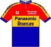 Panasonic - Sportlife 1990 shirt