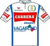 Carrera - Vagabond 1990 shirt