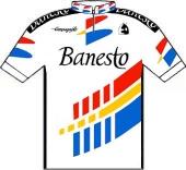 Banesto 1990 shirt