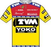 TVM - Yoko 1990 shirt