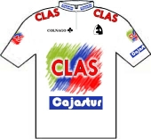 Clas - Cajastur 1990 shirt
