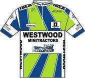 Westwood - Ibea - Shindaiwa 1990 shirt