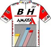 BH - Amaya Seguros 1990 shirt