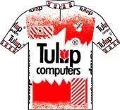 Tulip Computers 1990 shirt