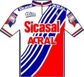 Sicasal - Acral 1990 shirt