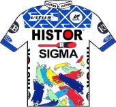 Histor - Sigma 1990 shirt