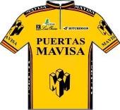 Puertas Mavisa 1990 shirt