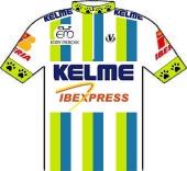 Kelme - Ibexpress 1990 shirt