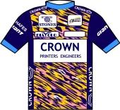 Crown - Chafes - Giant 1990 shirt