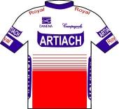 Artiach - Royal 1990 shirt
