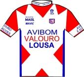 Avibom - Valouro - Lousa 1990 shirt