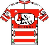 Alfa Lum 1990 shirt