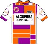 Alguerra - Componauto 1990 shirt