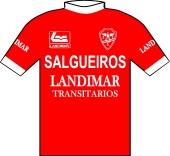 Salgueiros - Landimar 1990 shirt