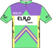 Elro Snacks - Isolco - Walmar 1990 shirt