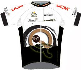 Qin Cycling Team 2010 shirt
