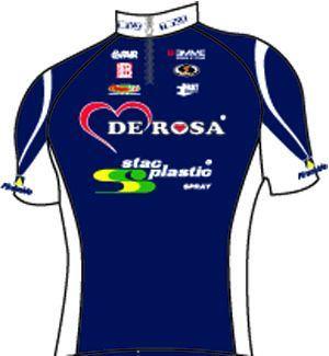 De Rosa - Stac Plastic 2010 shirt