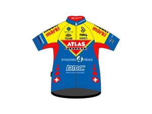 Atlas Personal 2010 shirt