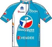 BBox Bouygues Telecom 2010 shirt
