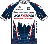 Team Katusha 2010 shirt