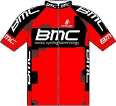 BMC Racing Team 2010 shirt