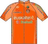 Euskaltel - Euskadi 2010 shirt