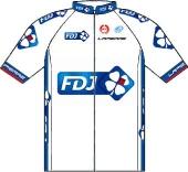 FDJ 2010 shirt