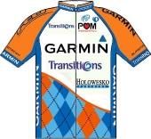 Garmin - Transitions 2010 shirt