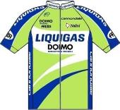 Liquigas - Doimo 2010 shirt