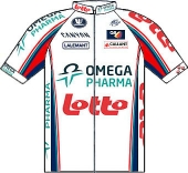 Omega Pharma - Lotto 2010 shirt