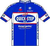 Quick Step 2010 shirt