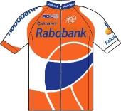 Rabobank 2010 shirt