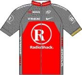 Team Radioshack 2010 shirt