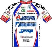 Androni Giocattoli - Serramenti PVC Diquigiovanni 2010 shirt